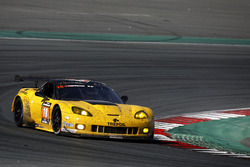 #18 V8 Racing Chevrolet Corvette C6-ZR1: Luc Braams, Duncan Huisman, Alex van t'Hoff, Rick Abresch, Finlay Hutchison