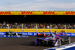 Sam Bird, DS Virgin Racing, Felix Rosenqvist, Mahindra Racing, Lucas di Grassi, Audi Sport ABT Schaeffler