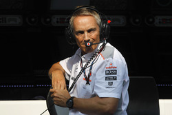 Martin Whitmarsh, McLaren-Teamchef