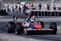 Derek Warwick, Toleman TG183B Hart