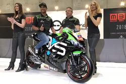 Pedercini Racing launch