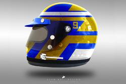 Concept helmen 1970