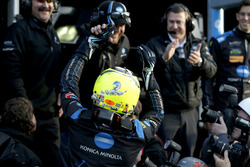 Pole position for #10 Wayne Taylor Racing Cadillac DPi: Renger Van Der Zande