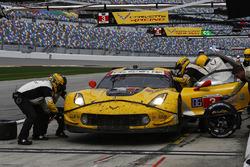 Pitstop, #3 Corvette Racing Chevrolet Corvette C7.R, GTLM: Antonio Garcia, Jan Magnussen, Mike Rockenfeller