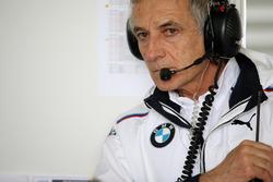 Charly Lamm, Team Principal BMW Team Schnitzer.