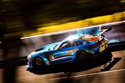 Кенни Хабуль, Тристан Вотье, Джейми Уинкап, Рафаэле Марчелло, Mercedes-AMG Team SunEnergy1 Racing, Mercedes AMG GT3 (№74)