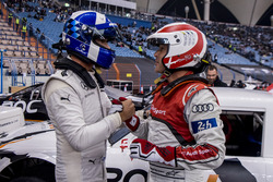 David Coulthard and Tom Kristensen