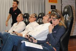 Pirelli: Viaggio dentro la mente del pilota