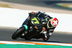 Moto2-Test in Valencia, Februar