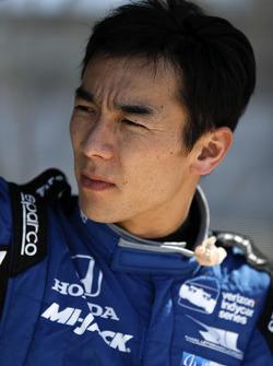 Такума Сато, Rahal Letterman Lanigan Racing Honda