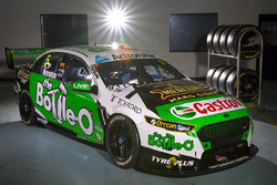 Winterbottom livery unveil