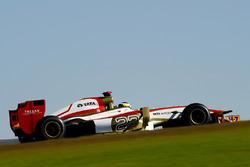 Pedro De La Rosa, HRT Formula 1 Team HRT F112