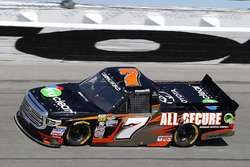 Korbin Forrister, All Out Motorsports, Tru Clear Global Toyota Tundra
