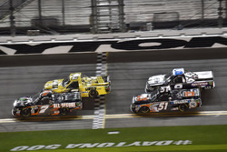 Korbin Forrister, All Out Motorsports, Tru Clear Global Toyota Tundra and Spencer Davis, Kyle Busch Motorsports, JBL/SiriusXM Toyota Tundra