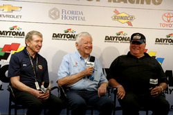 Bill Elliot, Bobby Allison, A.J. Foyt