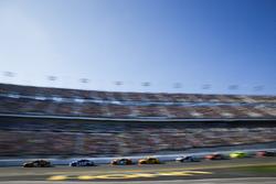 Erik Jones, Joe Gibbs Racing Toyota, Ricky Stenhouse Jr., Roush Fenway Racing Ford Fusion, Kyle Busch, Joe Gibbs Racing Toyota