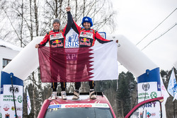 Matthieu Baumel, Nasser Al Attiya, Toyota Overdrive