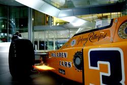 Präsentation: McLaren MCL33