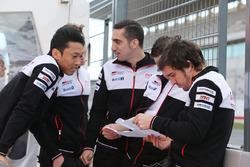 Test Alonso Algarve Toyota