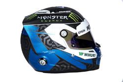Presentación casco de Valtteri Bottas