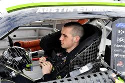 Austin Cindric, Team Penske, Fitzgerald Glider Kits Ford Mustang