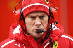 Jock Clear, Ferrari Chief Engineer