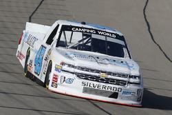 Justin Fontaine, Niece Motorsports, Chevrolet Silverado ProMatic Automation