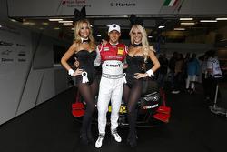 Playboy Bunnies with Edoardo Mortara
