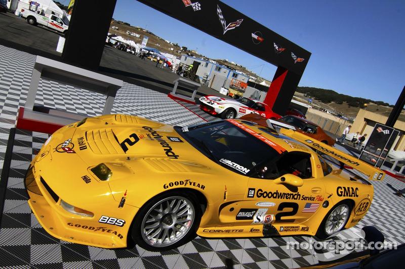 2001 Corvette C5R