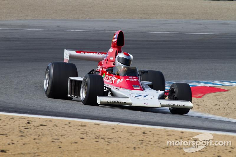 1974 Vels Parnelli Formula 1 VPJ4