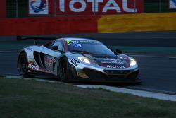 #107 Hexis Racing McLaren MP4-12C: Olivier Panis, Laurent Cazenave, Eric Debard, Côme Ledogar