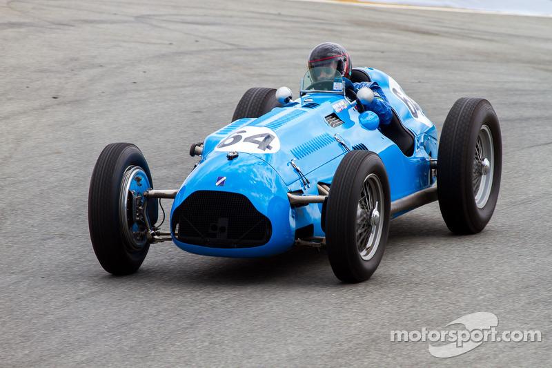1949 Talbot Lago T26C/DA Grand Prix