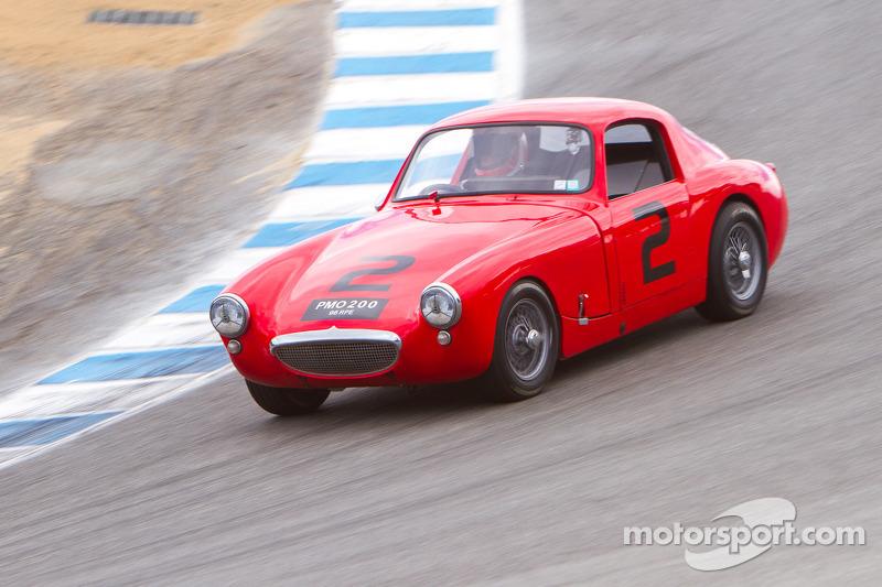 1960 Austin Healey Sebring Coupe