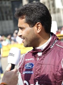 Nasser Al-Attiyah, Ford Fiesta WRC #5, Qatar M-Sport World Rally Team