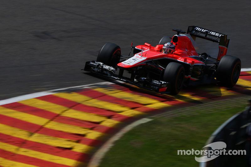 Жюль Б'янкі, Marussia F1 Team MR02