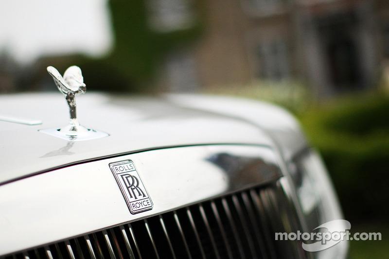 Een Rolls Royce