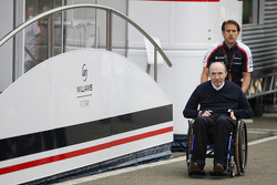 Frank Williams, Proprietário da equipe Williams