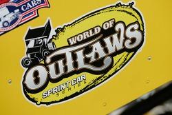 Logo da World of Outlaws