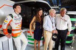 James Calado, Sahara Force India Terceiro Piloto e John Surtees