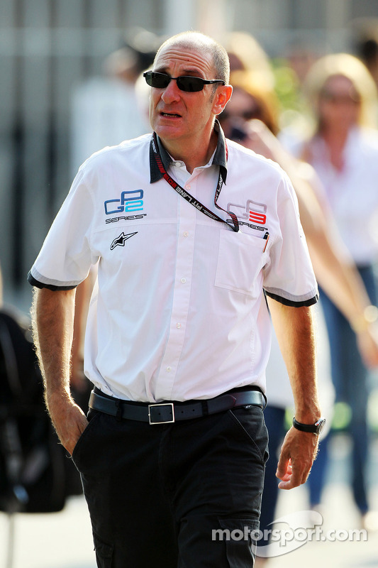 Bruno Michel, CEO GP2