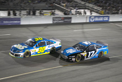 David Stremme and Ricky Stenhouse Jr.