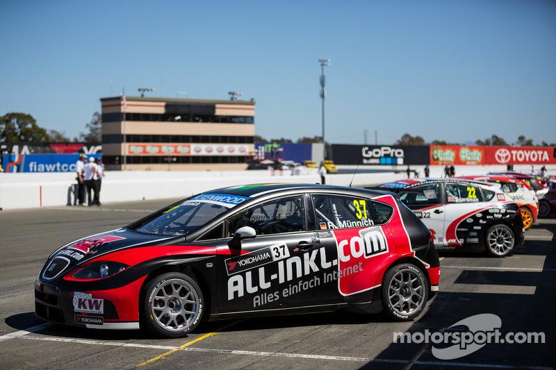 Auto's uitgeschakeld tijdens de 1e kwalificatiesessie