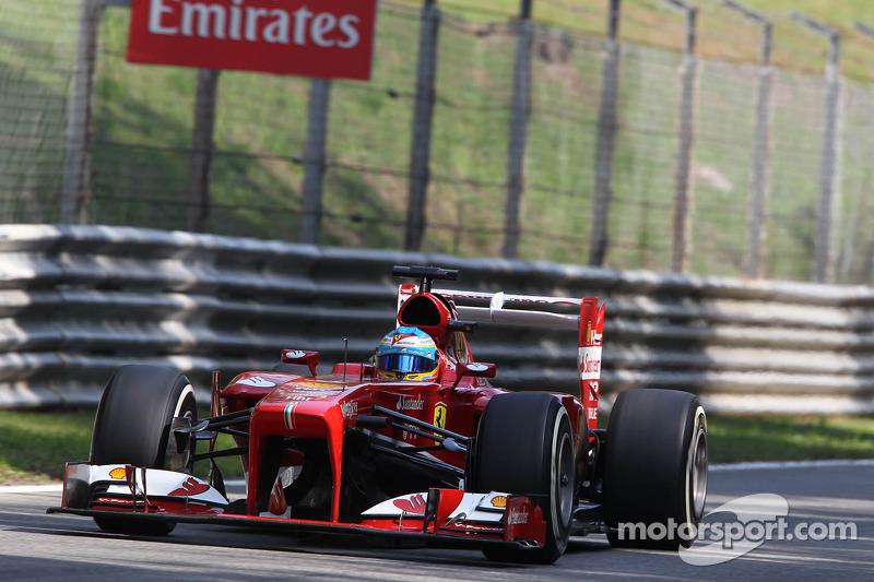 2013 : Ferrari F138