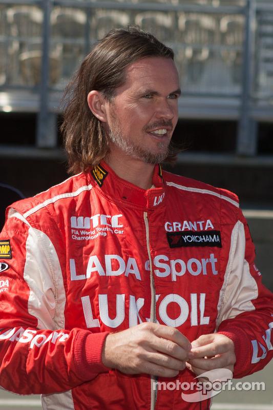 James Thompson, Lada Granta Sport, Lada Sport