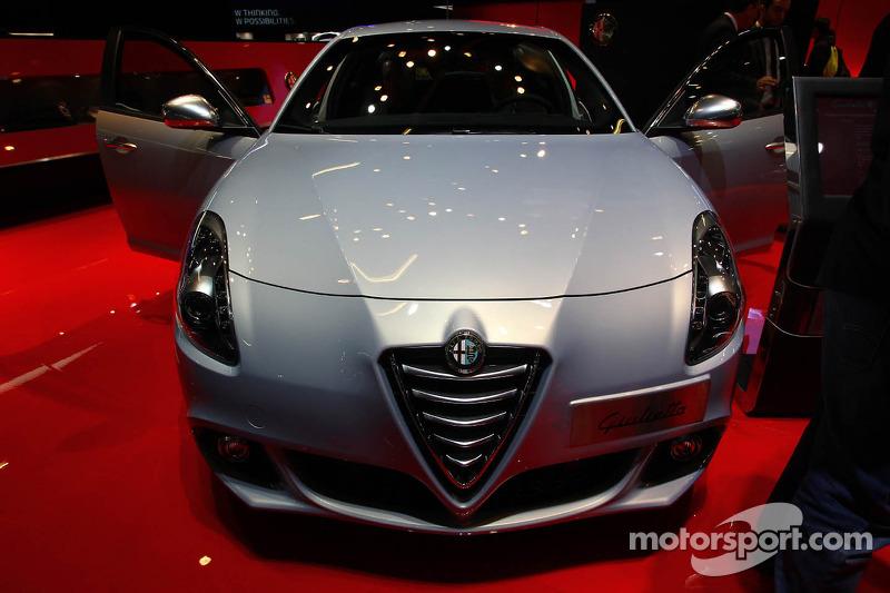 Alfa Giulietta Restyiling