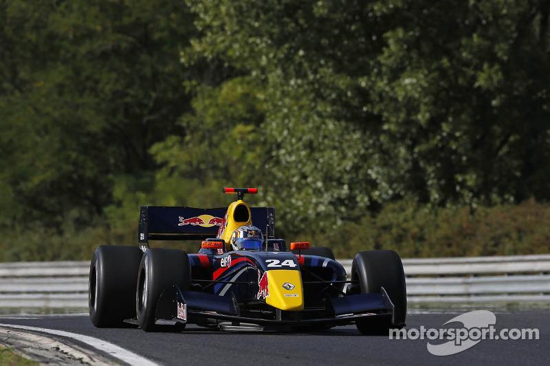 2013: Dallara-Zytek FR35-12 (Fórmula Renault 3.5)