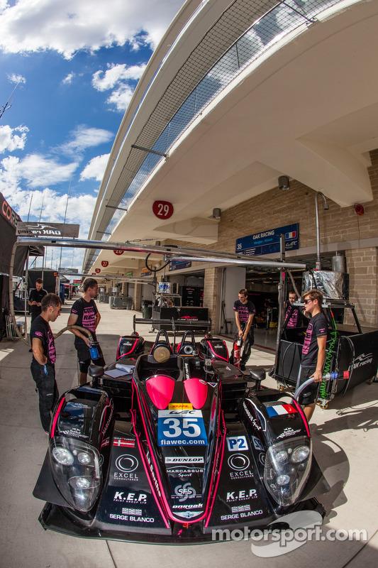 #35 OAK Racing Morgan - Nissan