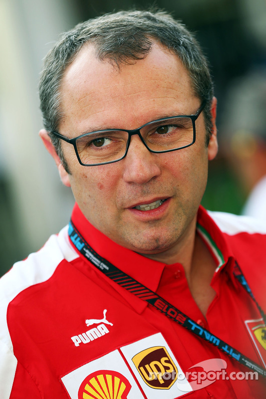 Stefano Domenicali, Diretor Geral da Ferrari