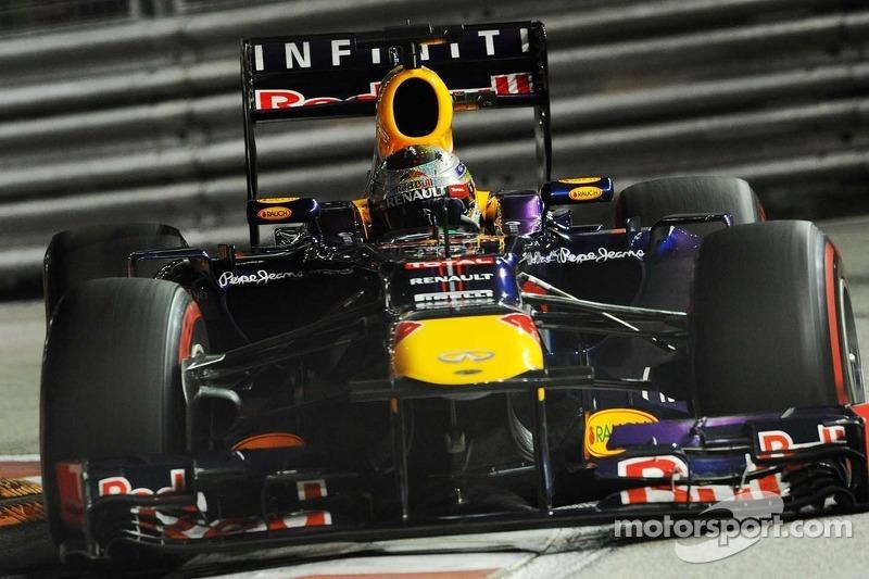 2013: Sebastian Vettel, Red Bull-Renault RB9