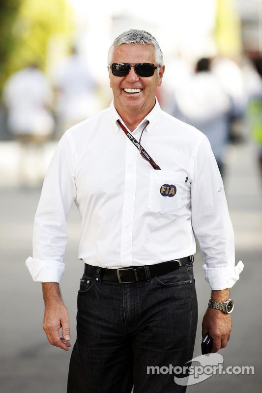 Derek Warwick, FIA Steward